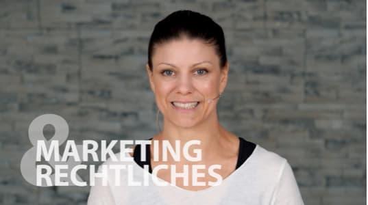 Modul 13 - Marketing und Rechtliches